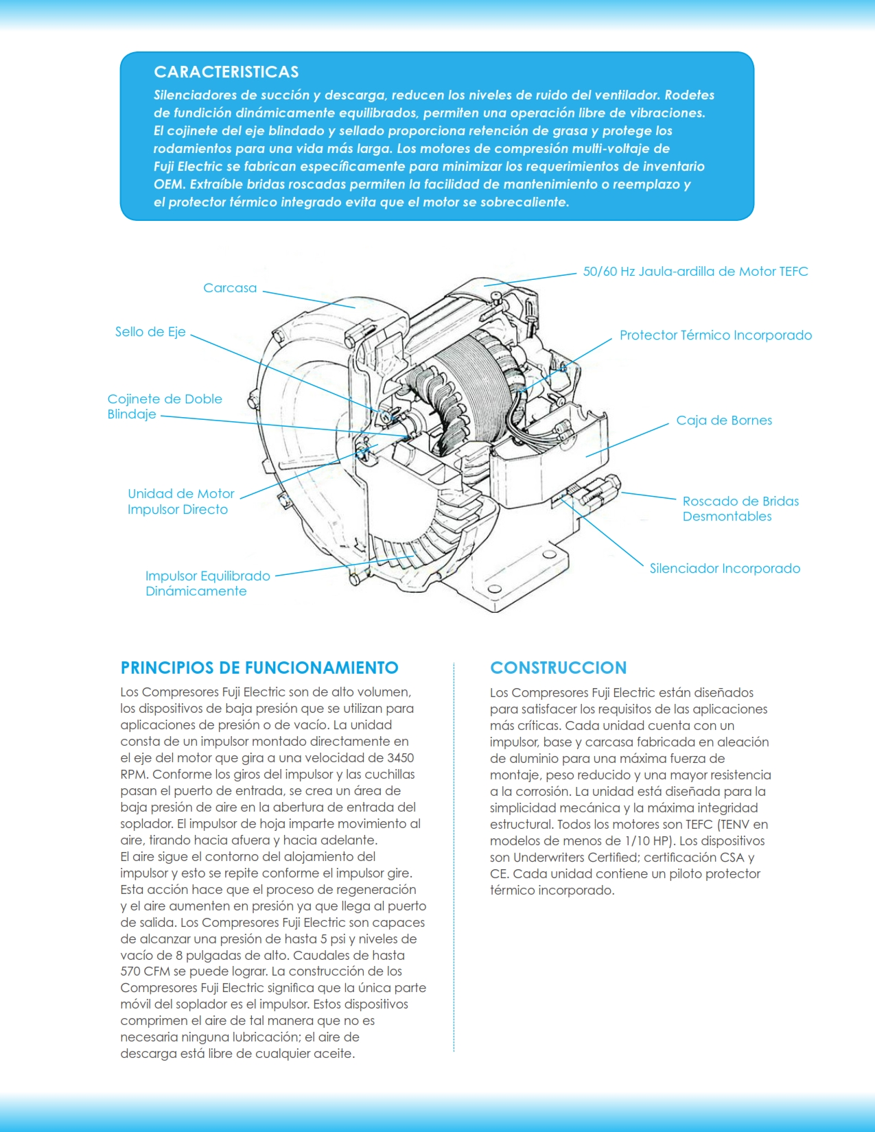 Fuji Electric Ring Compressor Product Guide 2013-Spanish-ms-v1_003