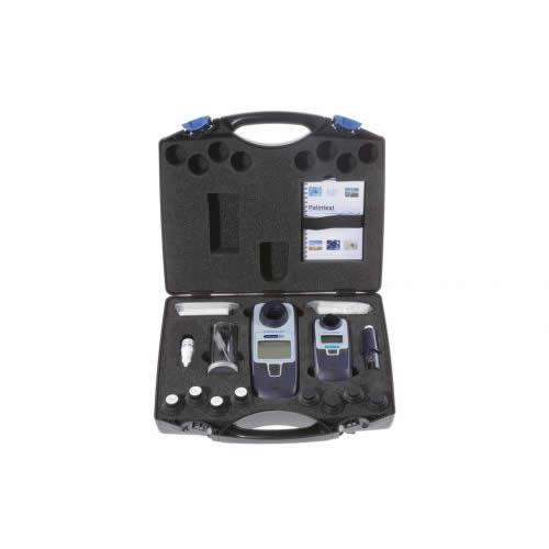 Fotómetros de Turbidez y amoníaco (Nessler e Indophenol)
