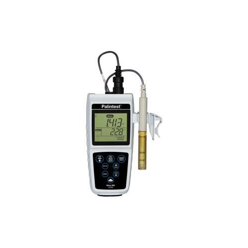 Medidor de Conductividad - TDS Micro 800 Portátil