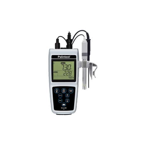 Medidor de pH Portátil Micro 800